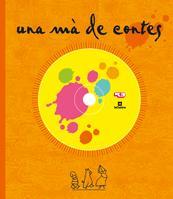 Una Ma De Contes (volum Iii) (llibre Amb Dvd) por Vv.aa.