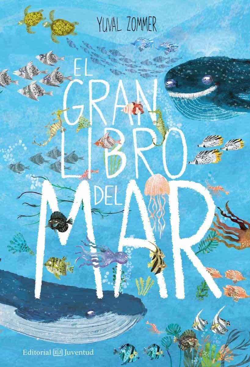 El Gran Libro Del Mar por Yuval Zommer