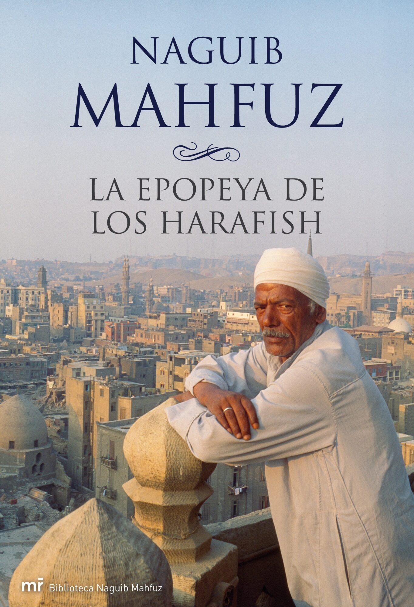 descargar LA EPOPEYA DE LOS HARAFISH pdf, ebook