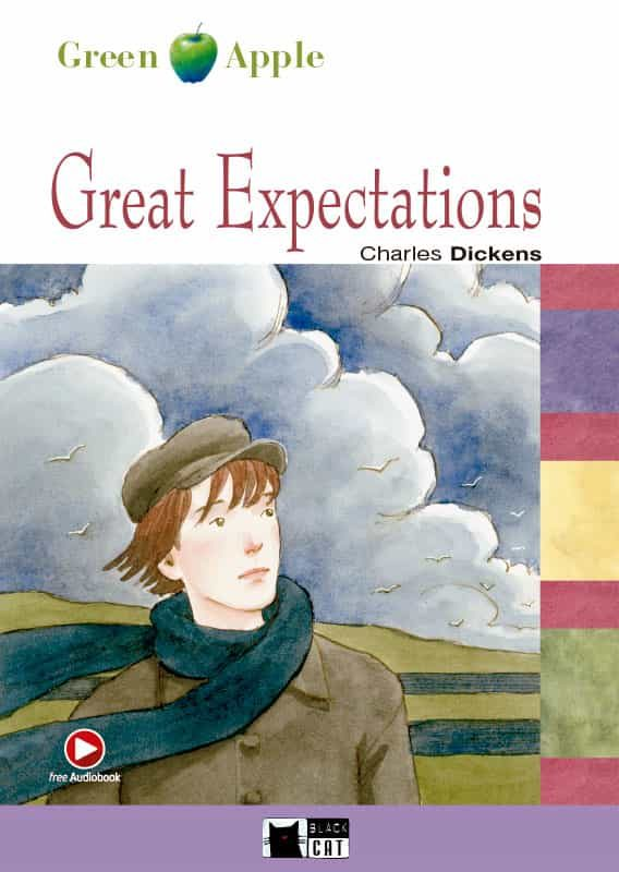 Great Expectations Book + Cd por Charles Dikens
