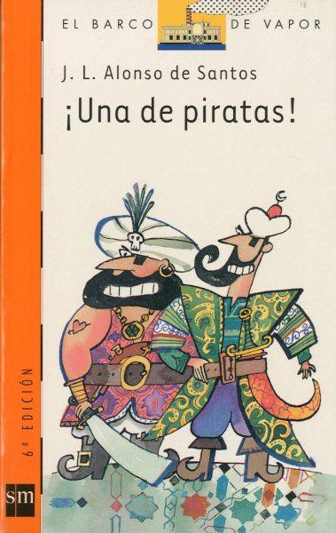 Resultado de imagen de piratas libro