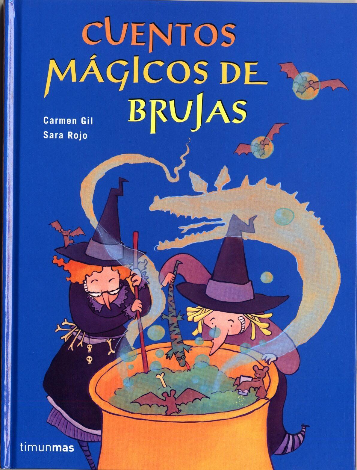 CUENTOS MAGICOS DE BRUJAS | CARMEN GIL | Comprar libro