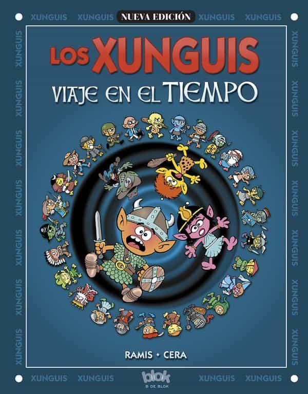 Los Xunguis: Viaje En El Tiempo por Vv.aa.;                                                                                                                                                                                                                                   Cera