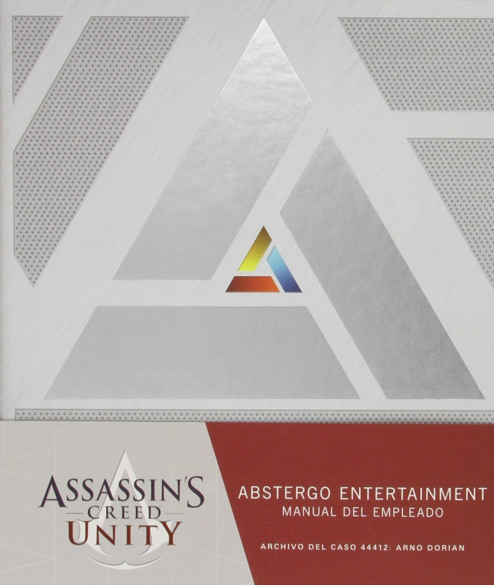assassin s creed unyty: abstergo entertainment: manual del nuevo-9788467916928