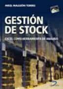 Gestion De Stock: Excel Como Herramienta De Analis por Mikel Mauleon