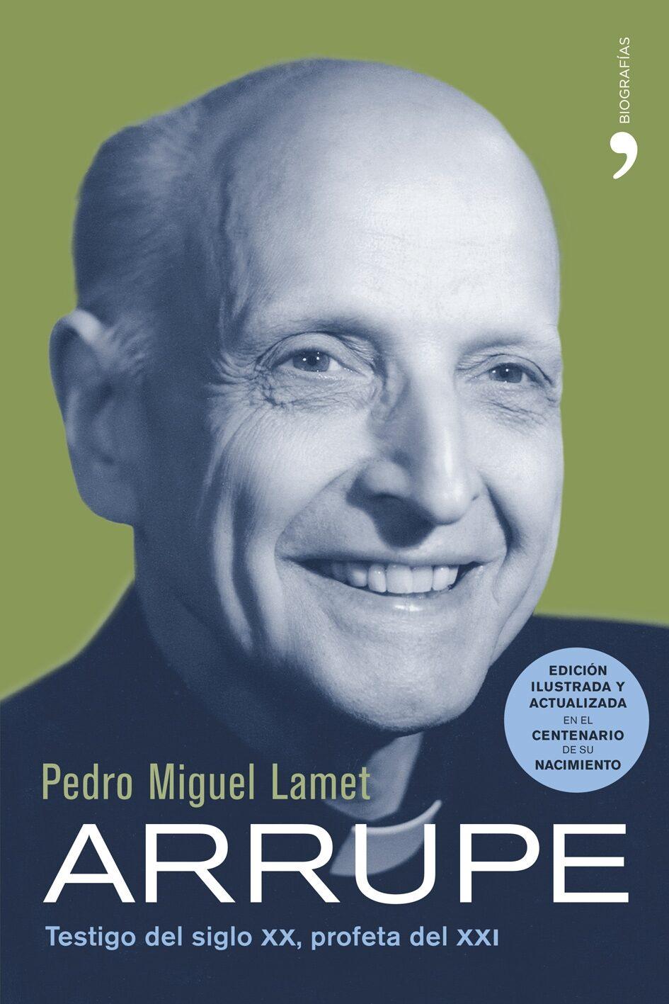Arrupe por Pedro Miguel Lamet Gratis