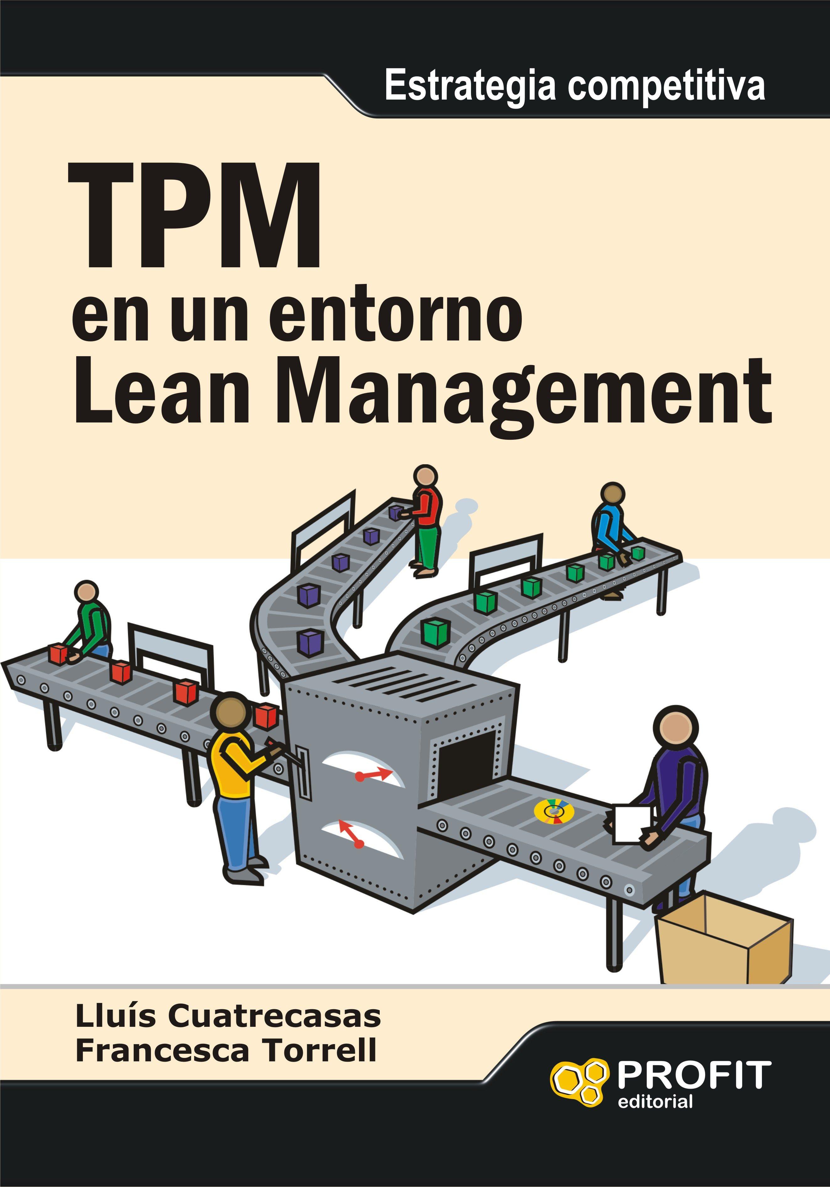 tpm en un entorno lean management-lluis cuatrecasas-9788492956128