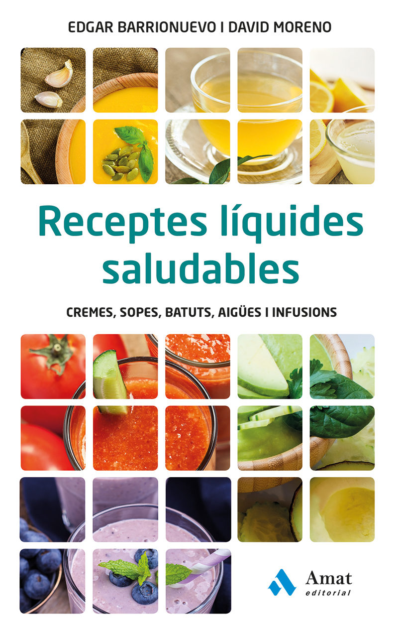 receptes liquides saludables-edgar barrionuevo burgos-9788497358828