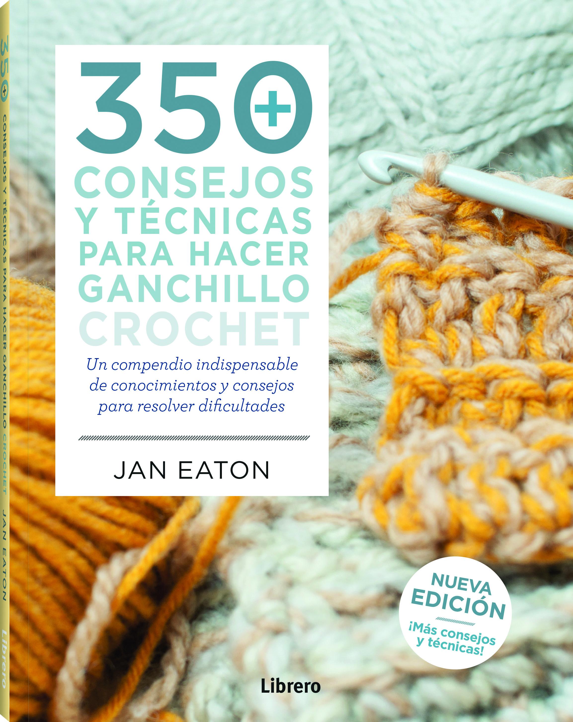 350 CONSEJOS Y TECNICAS PARA HACER PUNTO: TEJER CON COLORES, EN ...