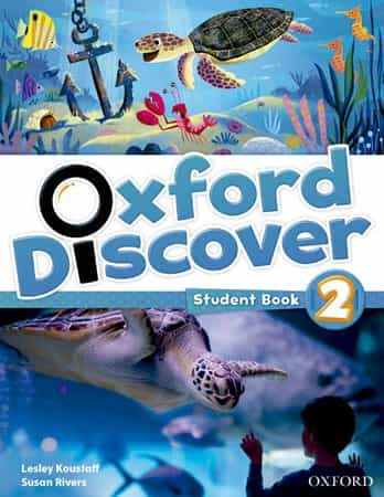 oxford discover: level 2 student s book-9780194278638
