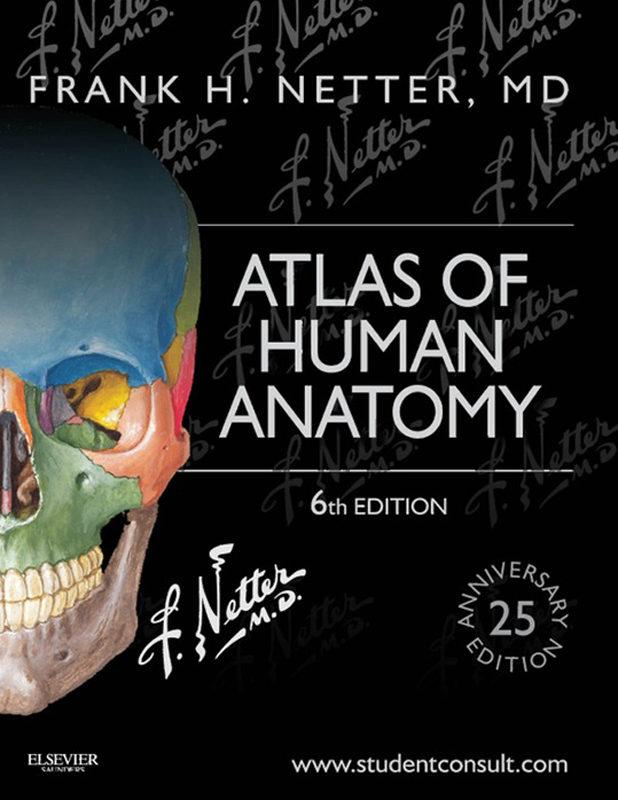 Atlas Of Human Anatomy Professional Edition E Book Ebook Frank H