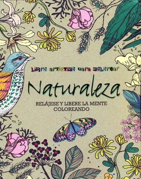 COLOURING NATURALEZA | VV.AA. | Comprar libro 9781474809238
