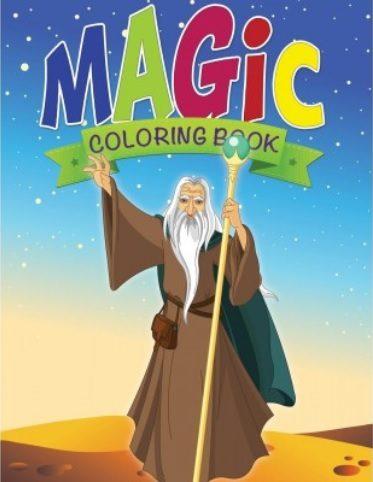 MAGIC COLORING BOOK | VV.AA. | Comprar libro 9781633833838