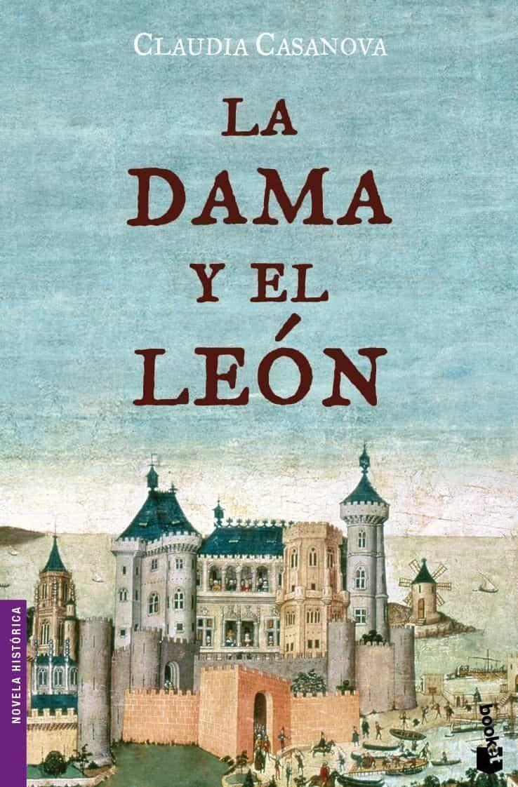 La Dama Y El Leon por Claudia Casanova