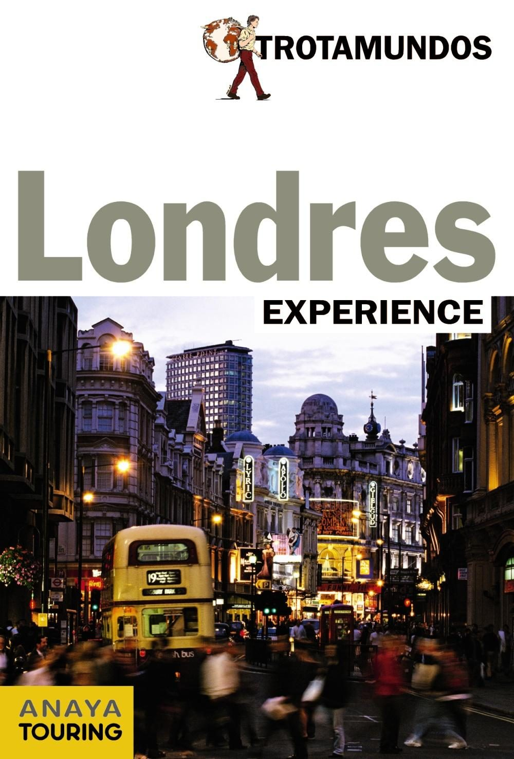 descargar LONDRES 2012 (TROTAMUNDOS EXPERIENCE) pdf, ebook