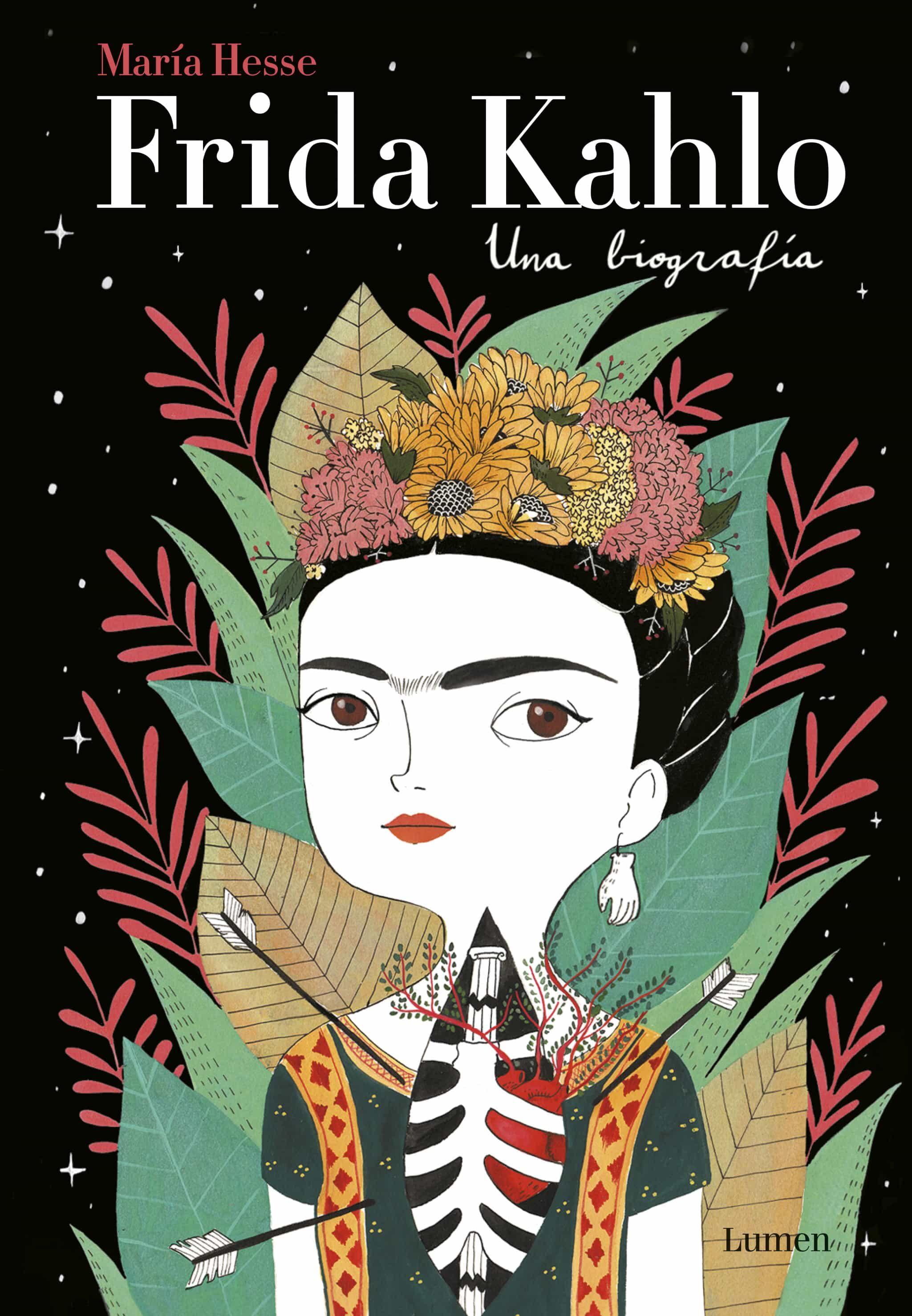 Resultado de imagen para frida kahlo book maria hesse
