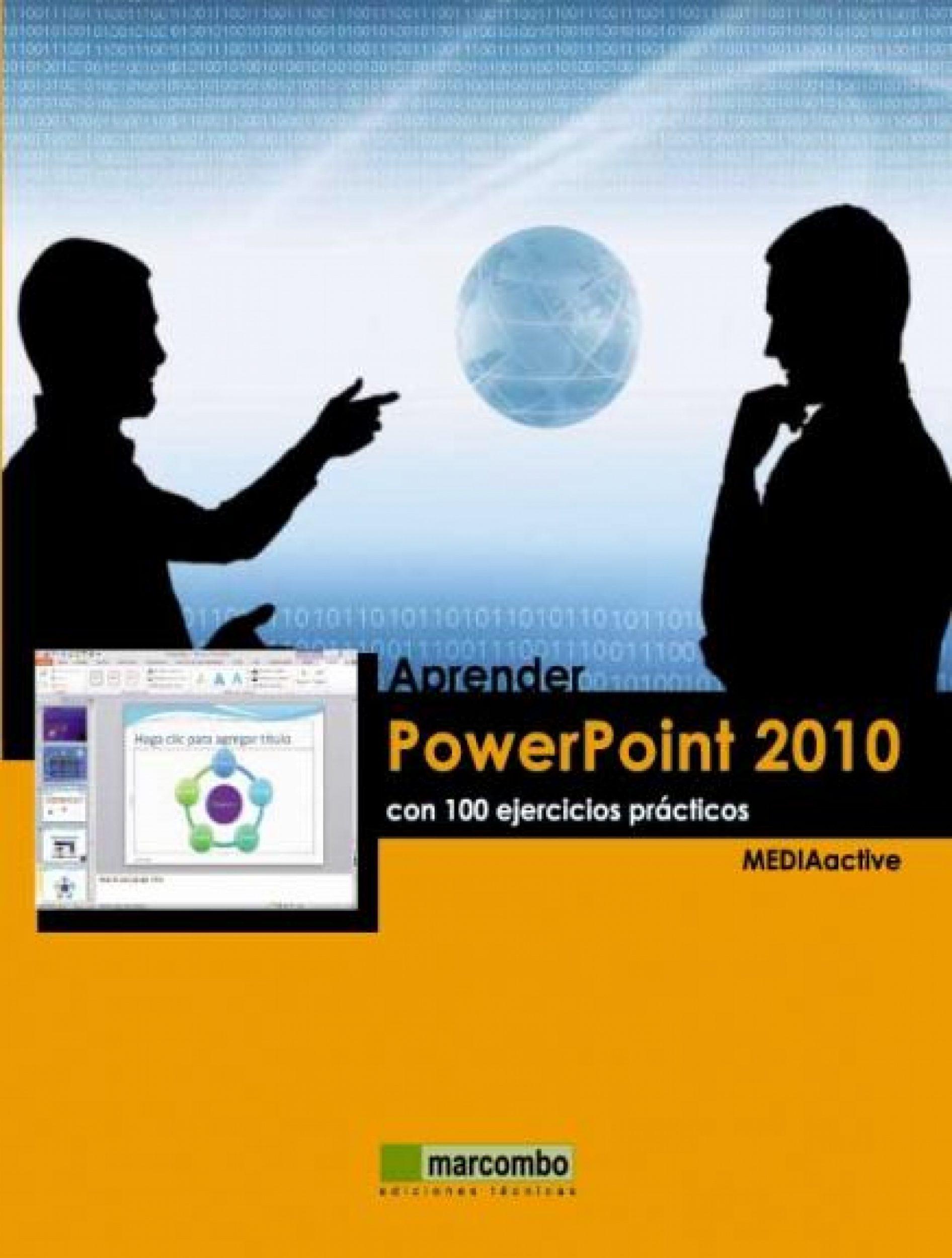 aprender powerpoint 2010 con 100 ejercicios prÁcticos ebook