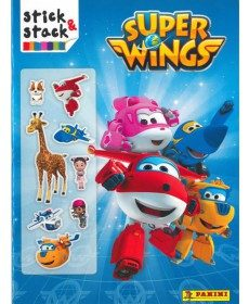 super wings (stick & stack)-9788427870338