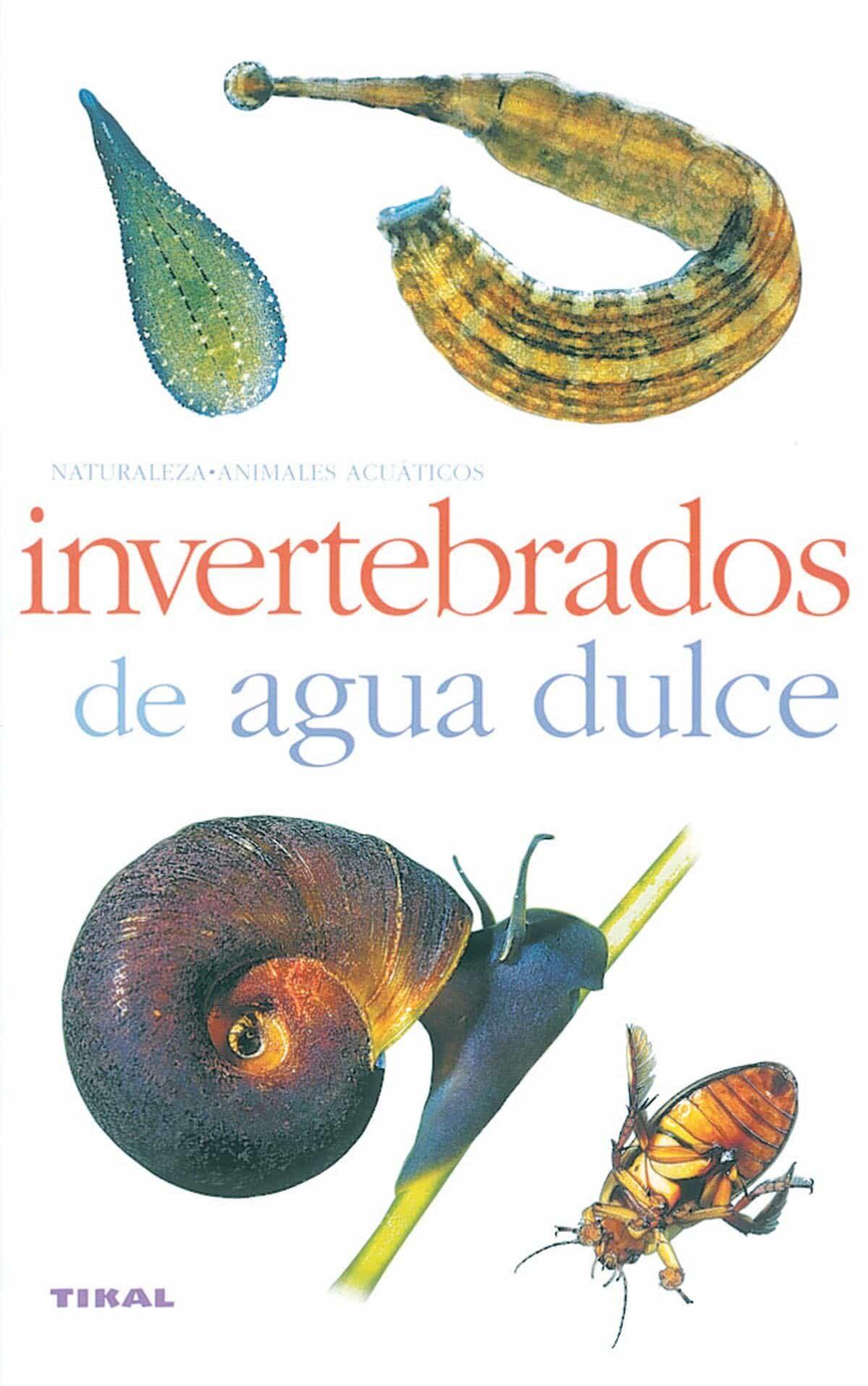 invertebrados de agua dulce-9788430553938