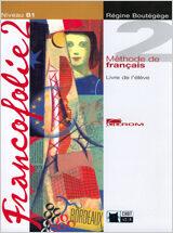 Francofolie 2. Livre De L Eleve + Cd + Portfolio por R. Boutegege epub