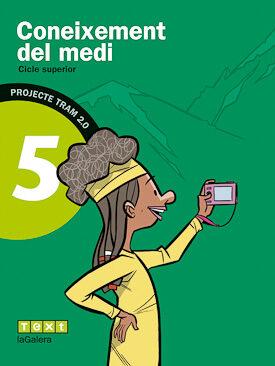 coneixement del medi 5 5º educacion primària tram 2.0 idioma català-9788441222038