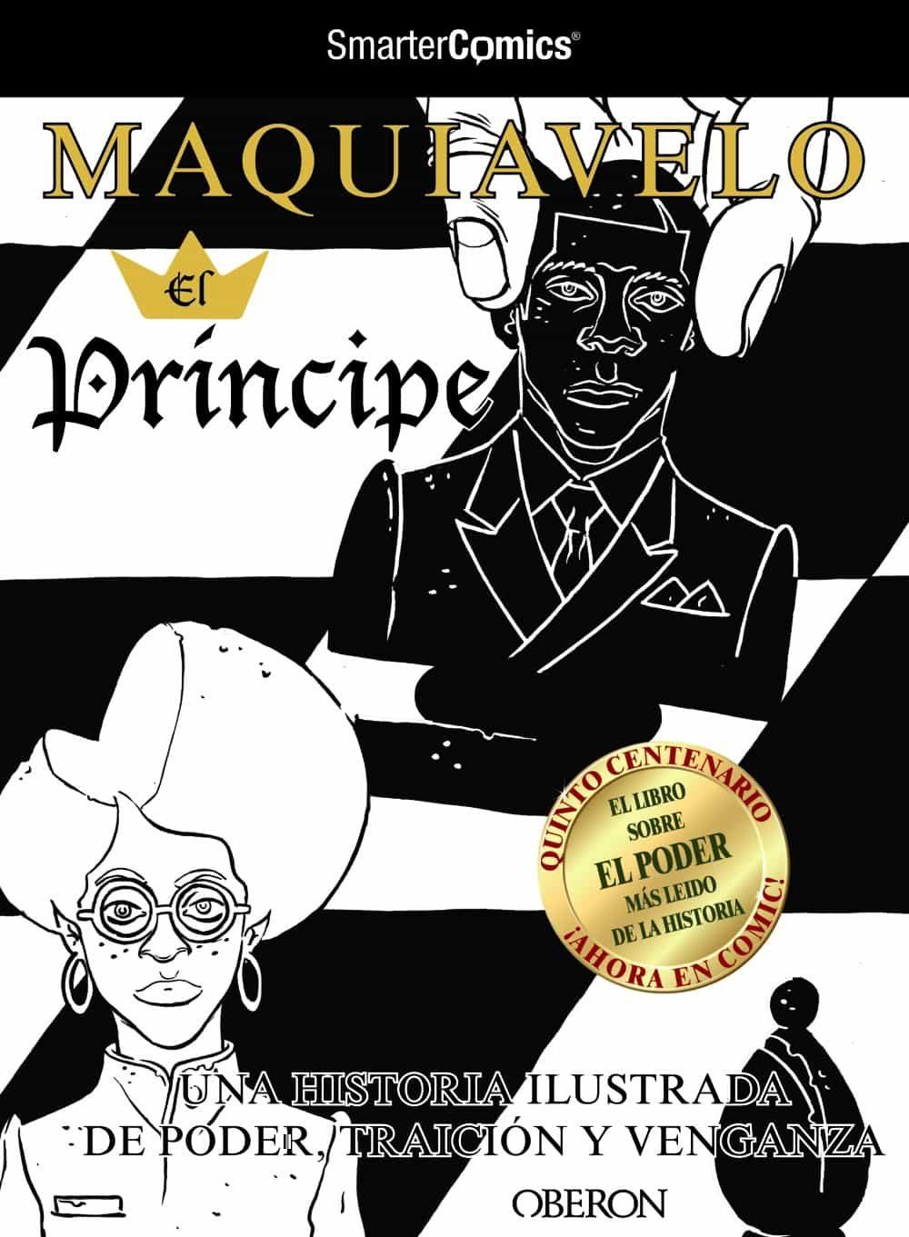 el principe-nicolas maquiavelo-9788441533738