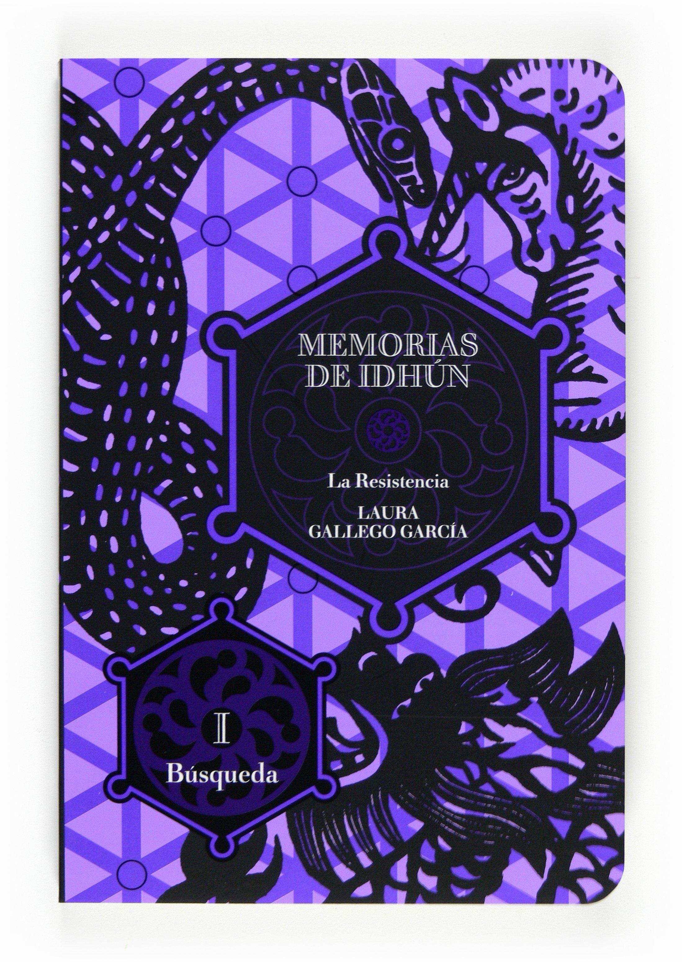 memorias de idhun: la resistencia 1-laura gallego-9788467535938