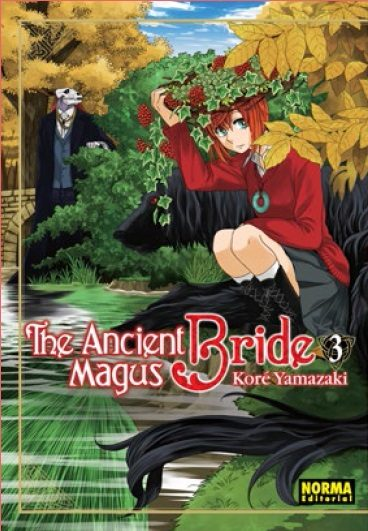 ANCIENT MAGUS BRIDE 3