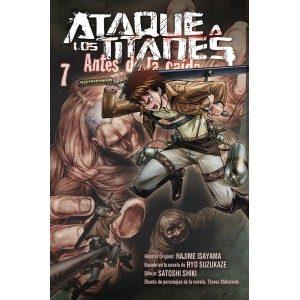 Ataque A Los Titanes. Antes De La Caida 9 por Vv.aa.