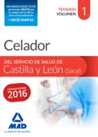 celador del servicio de salud de castilla y leon (sacyl). temario volumen 1-9788490937938