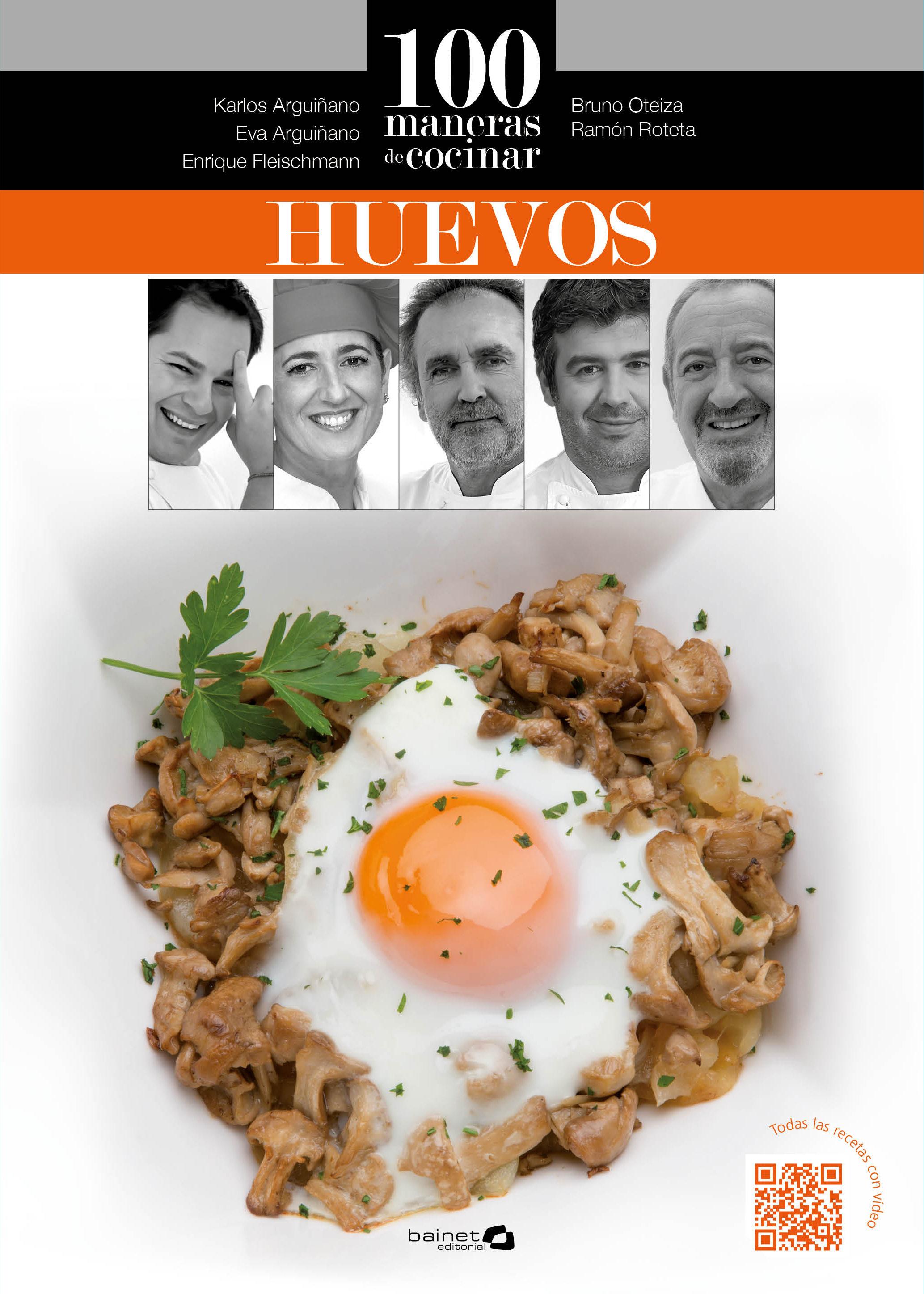 Formas De Cocinar Huevo | 100 Maneras De Cocinar Huevos Vv Aa Comprar Libro 9788494352638