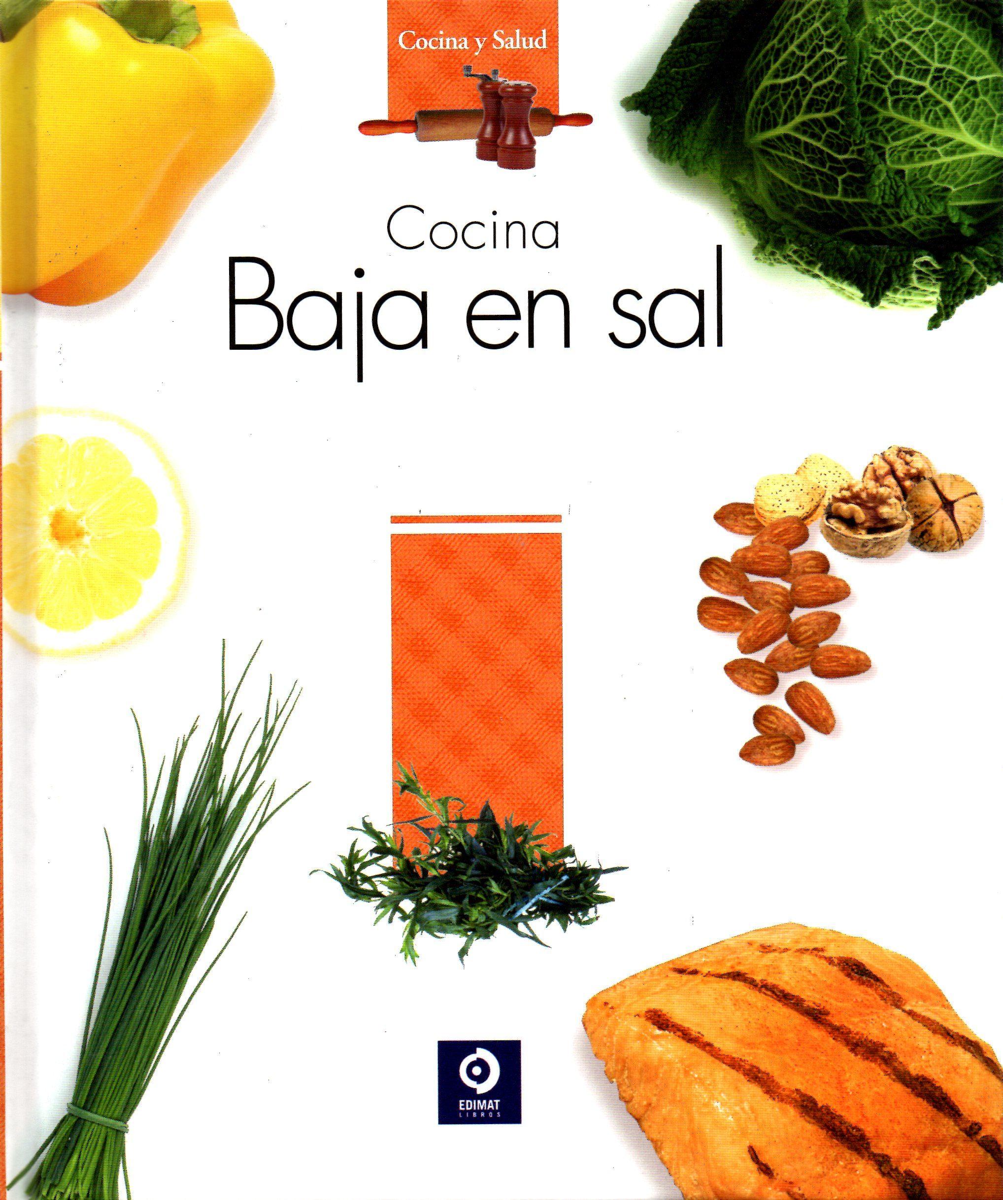 cocina baja en sal-9788497943338