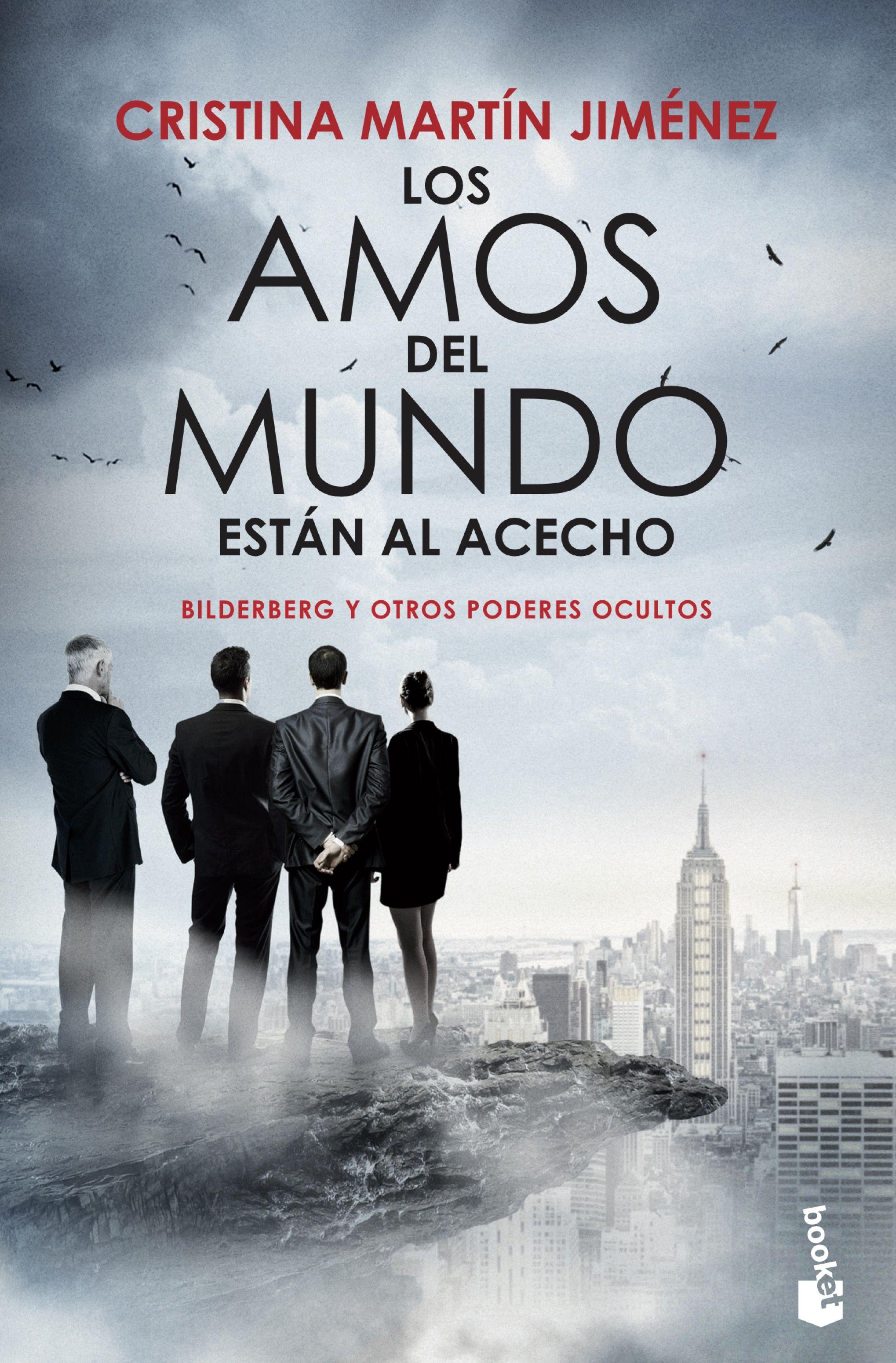 Los Amos Del Mundo Estan Al Acecho por Cristina Martin Jimenez