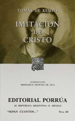 Imitacion A Cristo (12ª Ed.) por Tomas De Kempis epub