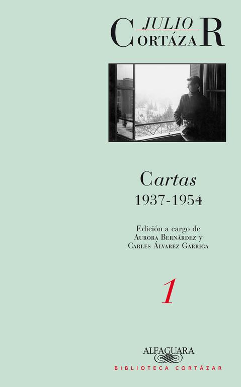 Cartas 1937-1954 (tomo 1) por Julio Cortazar