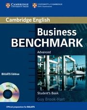 Business Benchmark Advanced: Student S Book With Cd Rom Bulats Ed Ition por Guy Brook Hart epub