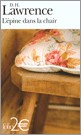 L Epine Dans La Chair : Et Autres Nouvelles por David Herbert Lawrence