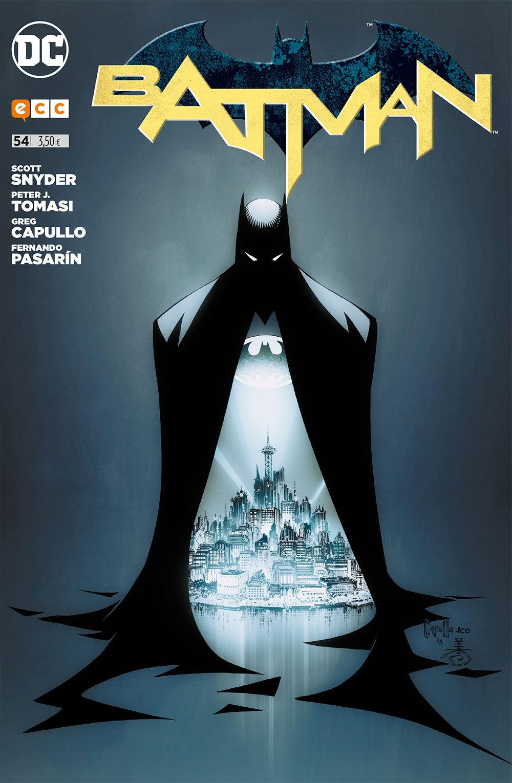 Batman Núm. 54 por Peter Tomasi;                                                                                    Scott Snyder epub