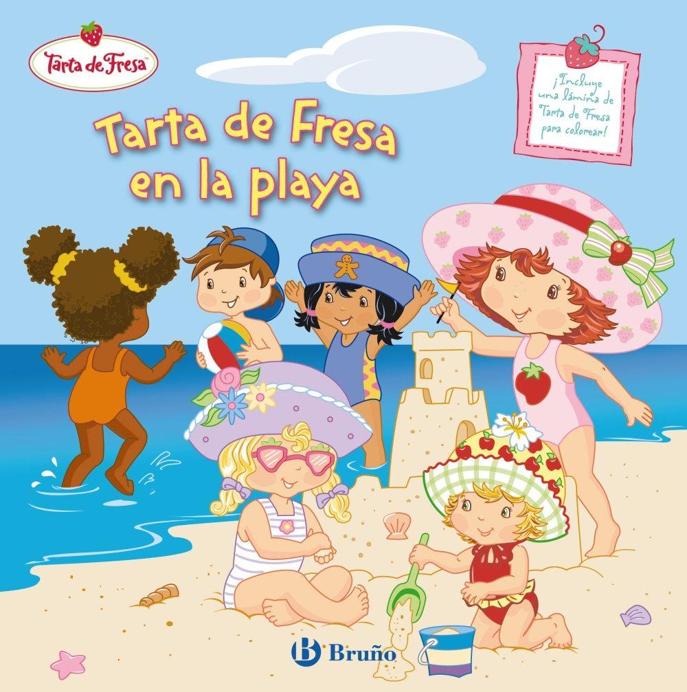 TARTA DE FRESA EN LA PLAYA (TARTA DE FRESA) | VV.AA. | Comprar libro ...