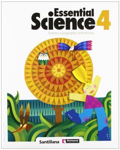 Essential Science 4 por Vv.aa.