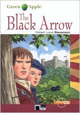 the black arrow (book + cd)-robert louis stevenson-9788431609948