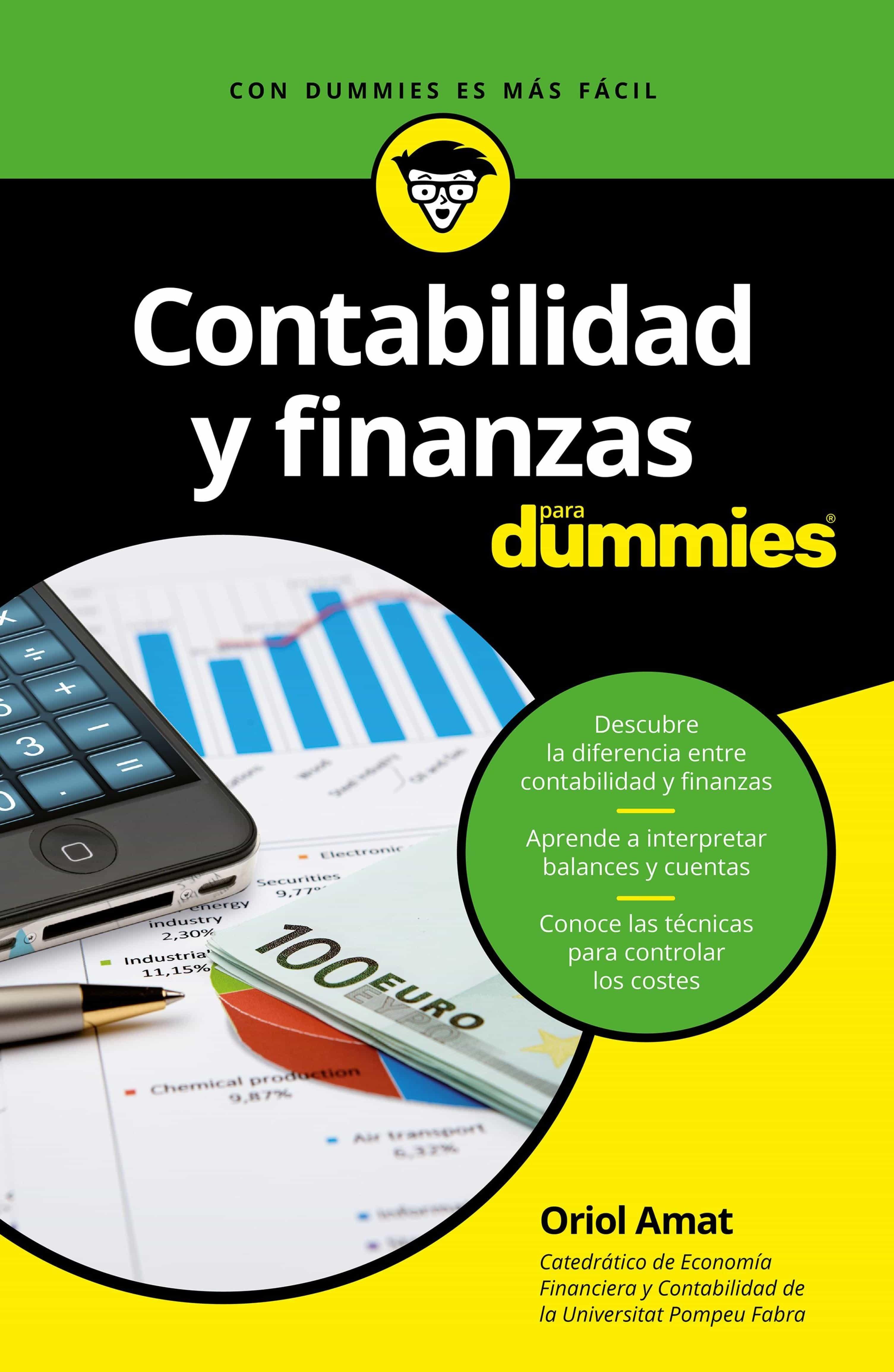CONTABILIDAD Y FINANZAS PARA DUMMIES EBOOK | ORIOL AMAT | Descargar ...