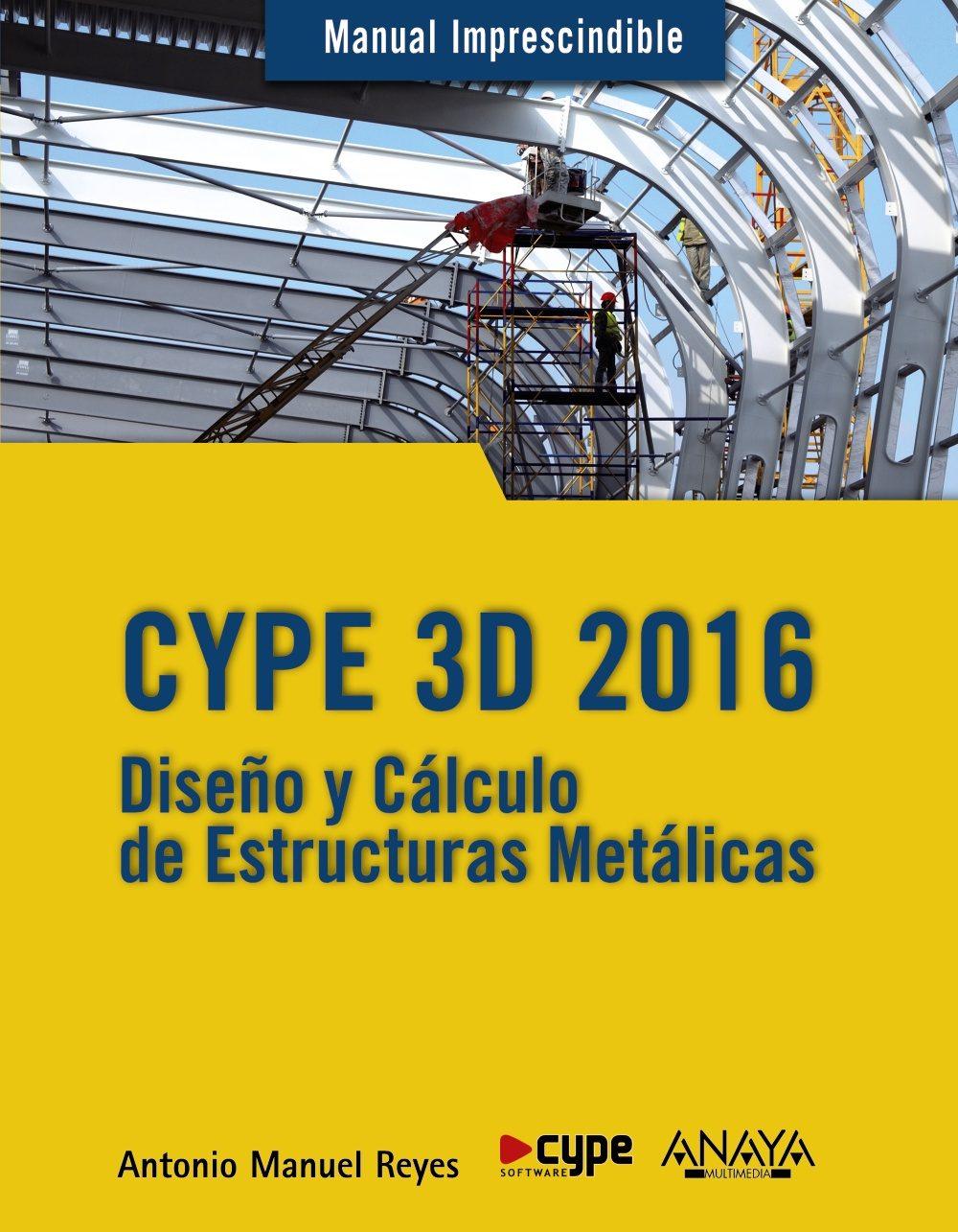 Cype 3d 2016 por Antonio Manuel Reyes Rodriguez