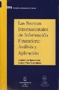 Las Normas Internacionales De Informacion Financiera:analisis Y Aplicacion por Leandro Cañibano Calvo epub