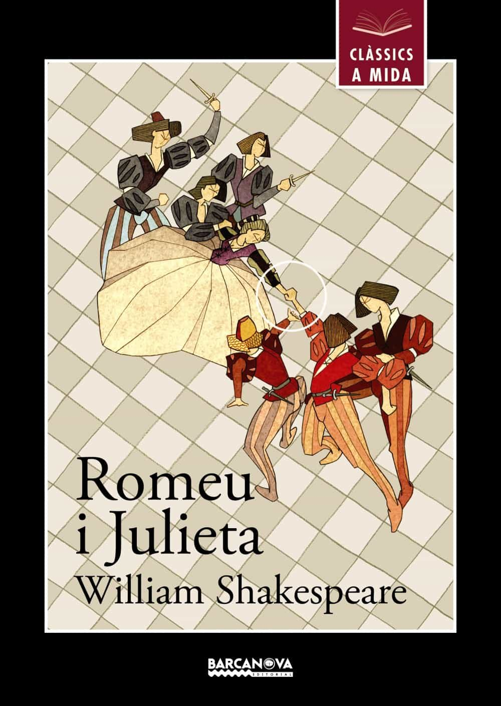 romeu i julieta (classics a mida)-william shakespeare-9788448930448