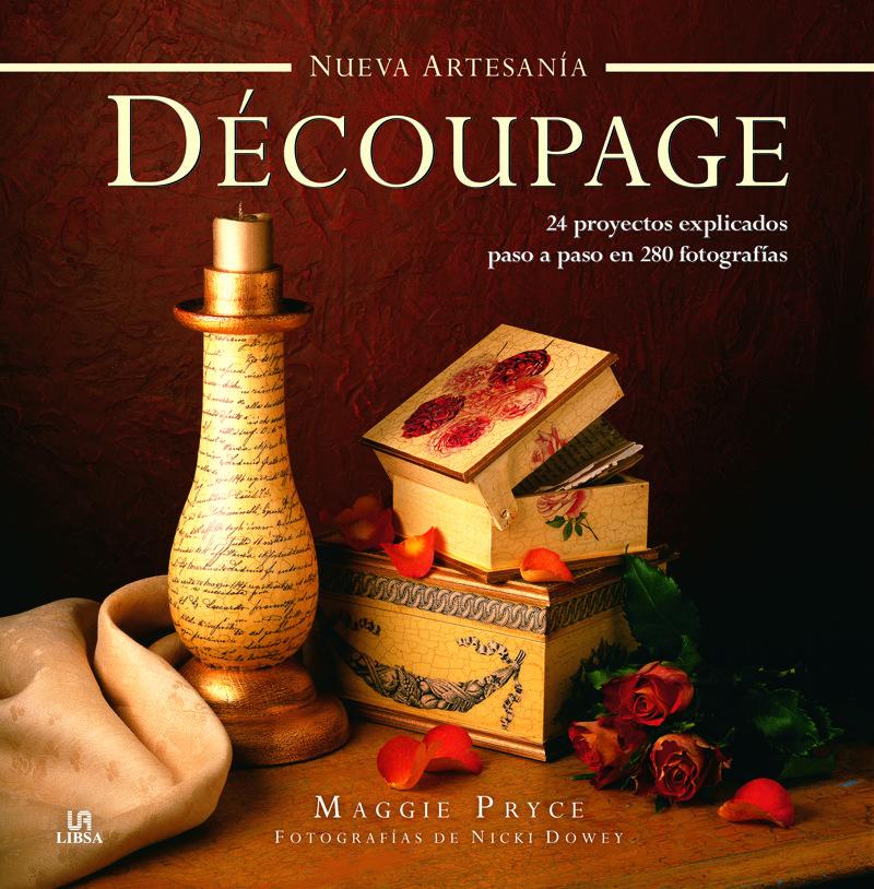 (pe) Decoupage por Maggie Pryce