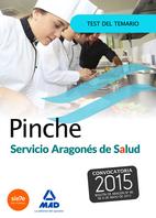 pinche del servicio aragones de salud. test-9788467676648