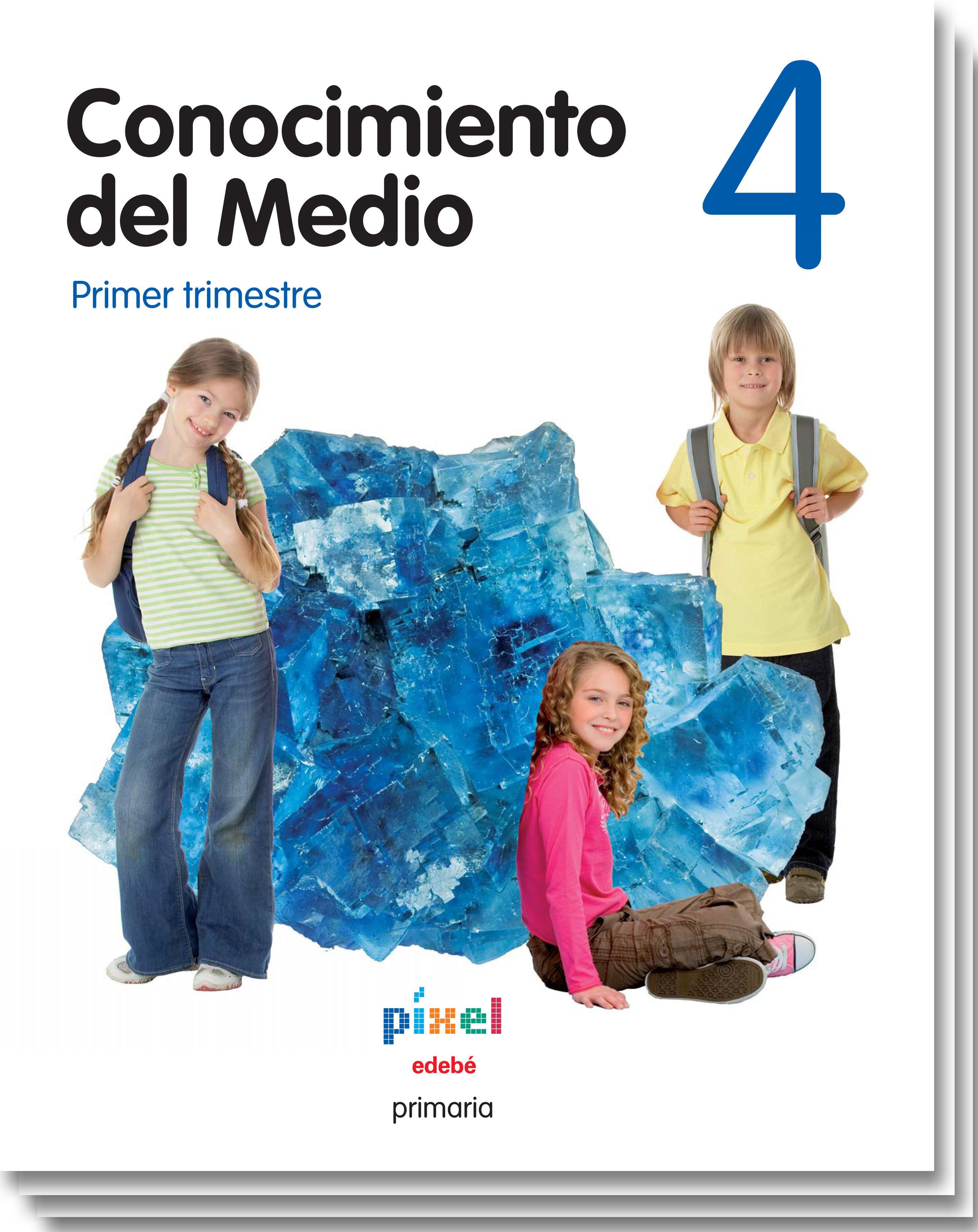 CONOCIMIENTO DEL MEDIO 4º PRIMARIA PIXEL   VV.AA.   Comprar libro ...