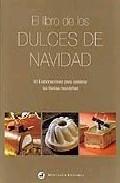 el libro de los dulces de navidad-9788472121348