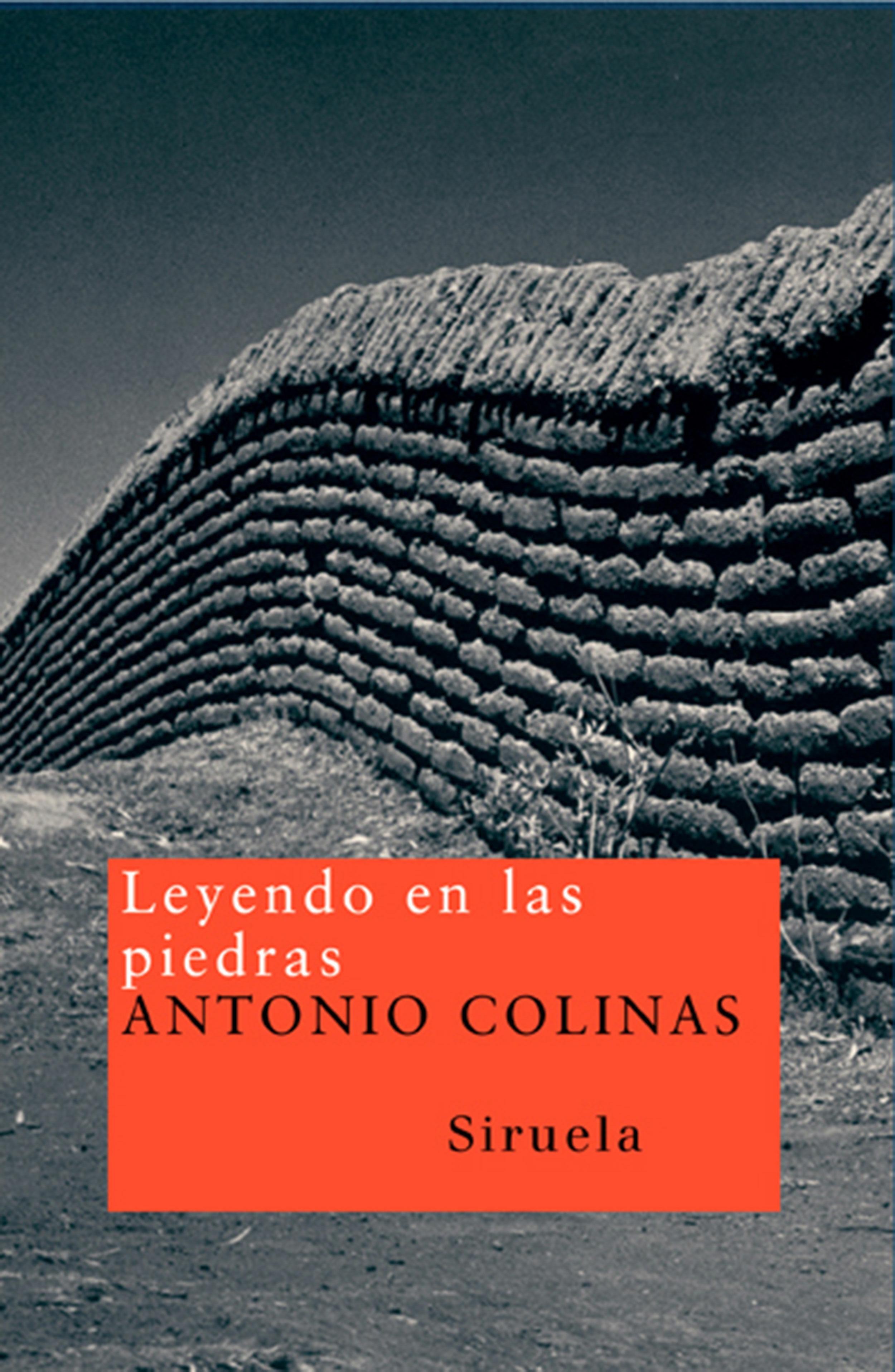 Leyendo En Las Piedras por Antonio Colinas